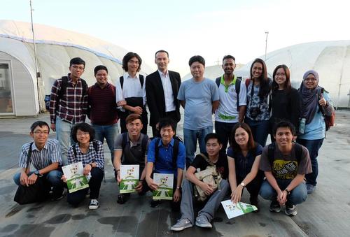 日本・アジア青少年サイエンス交流事業 「第2回EASTプログラム」を実施