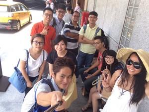 2015夏 台湾隊
