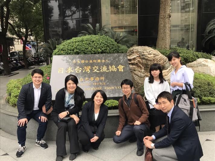 2018春 台湾隊