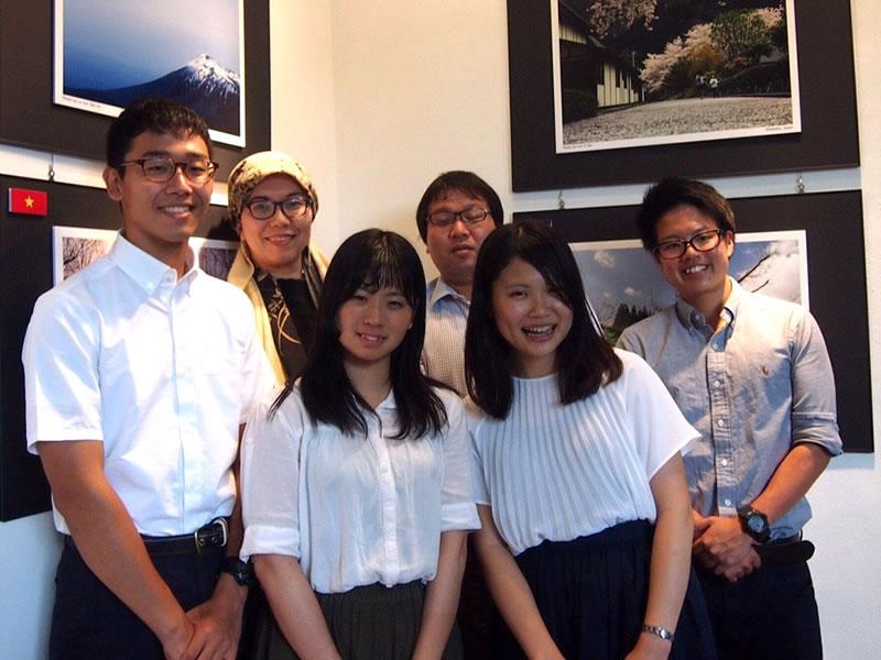 2016夏 シンガポール隊