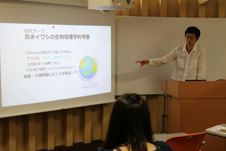 海外探検隊11期生台湾説明会を実施しました