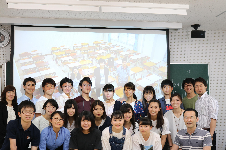海外探検隊11期生が決定、事前研修がスタートしました