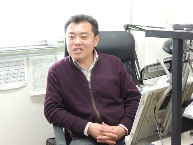 永井 宏史 先生