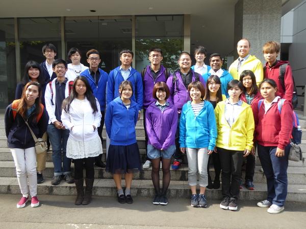日本・アジア青少年サイエンス交流事業 「EASTプログラム」を実施
