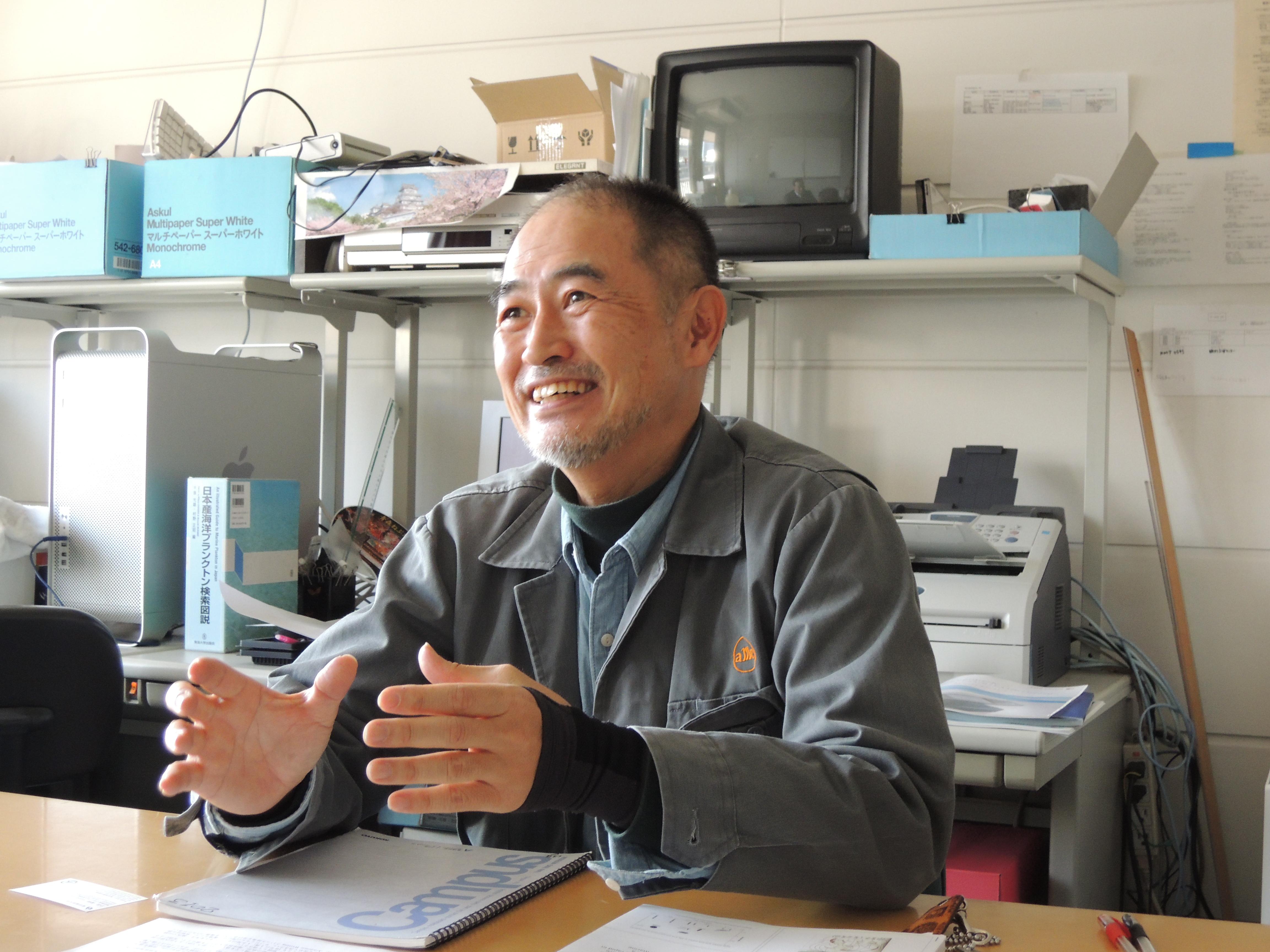 田中 祐志 先生