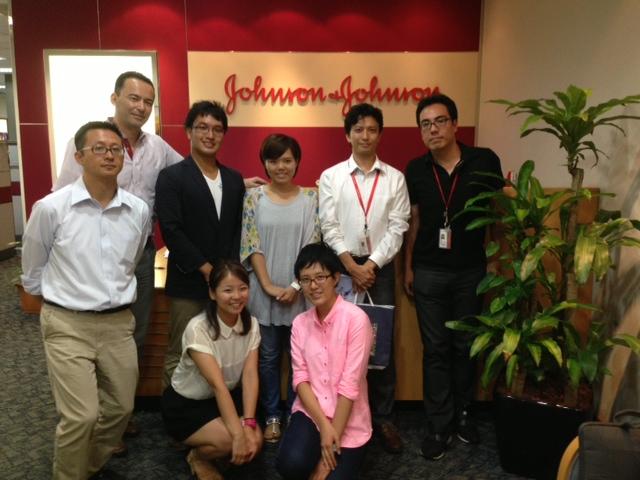 Johnson & Johnson Asia Pacific 斎藤勇仁氏 (シンガポール)